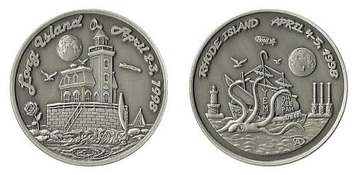 Island Tour Coin